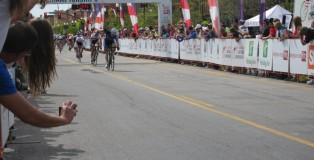 ACCC Duke University Cyclist Michael Mulvihill becoming a National Champion!